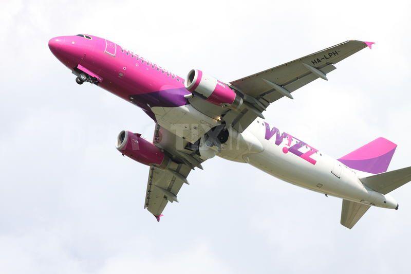 Wizzair skrydžiai į Londoną