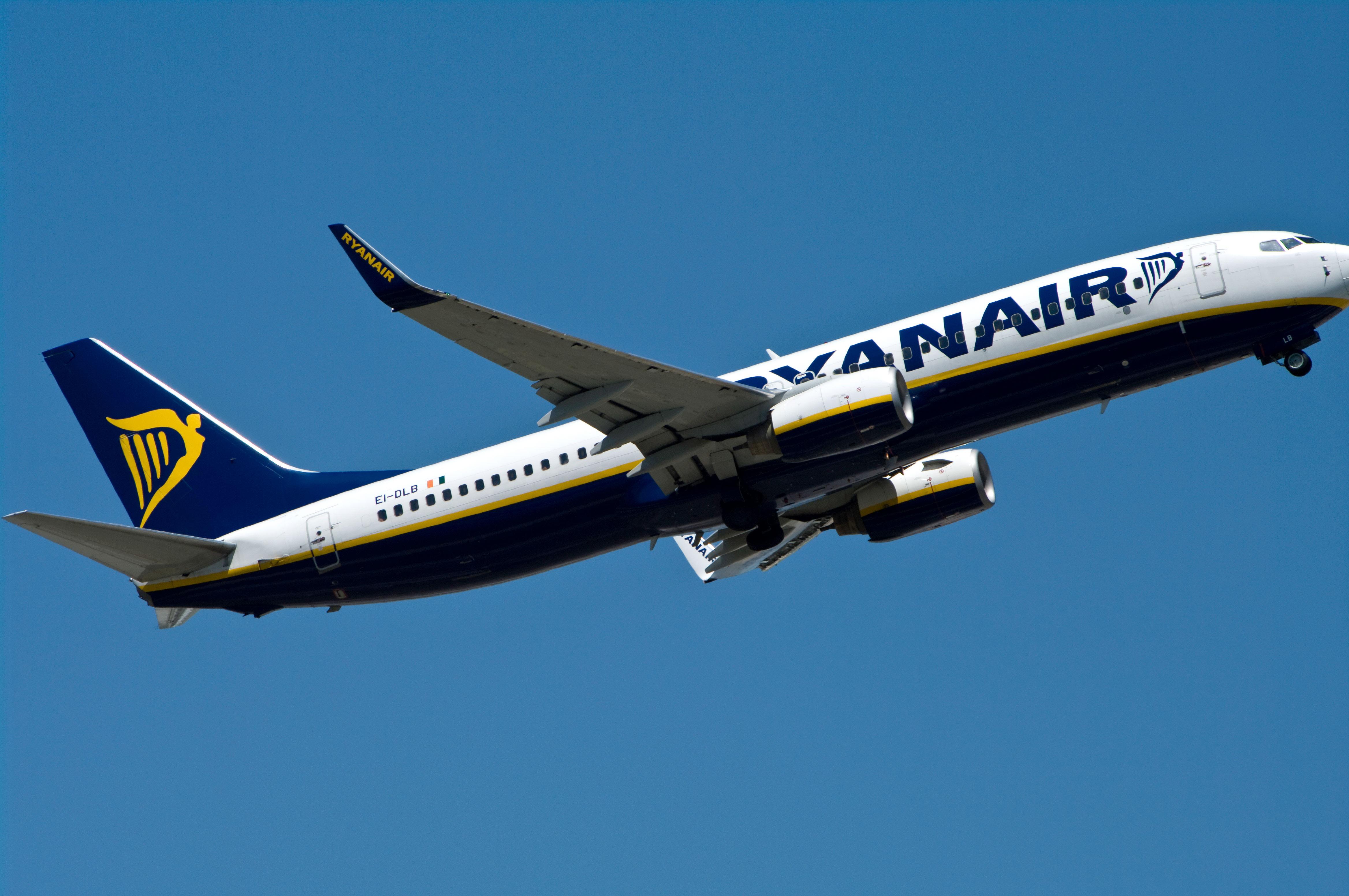 Ryanair tęsia naujovių diegimą