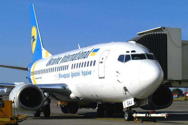 UIA pradeda skrydžius iš Vilniaus į Kijevą