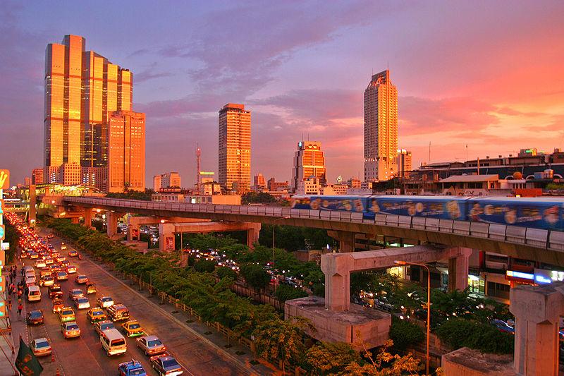 Pigūs lėktuvų bilietai į Bankoką