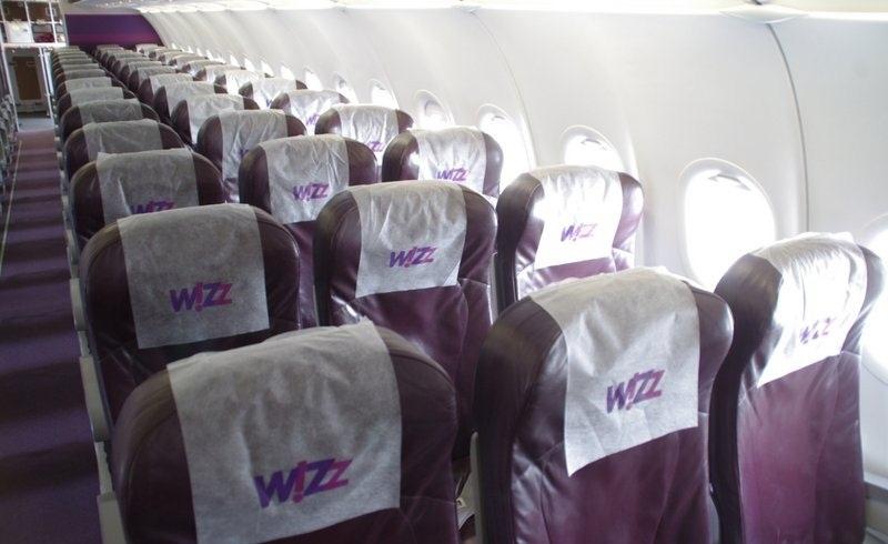 Wizzair kompanijos naujienos