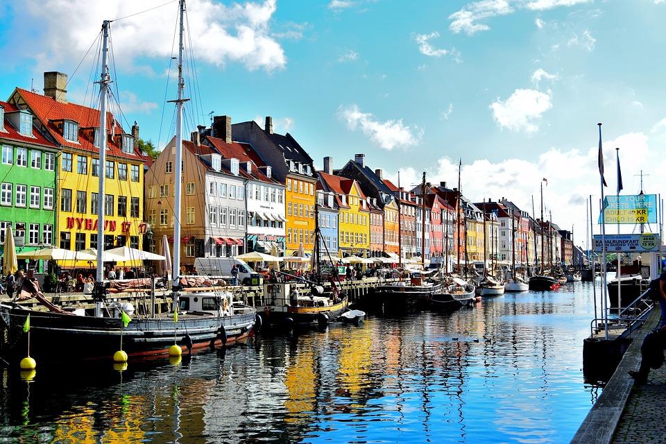 Pigesni Ryanair lėktuvo bilietai į Kopenhagą