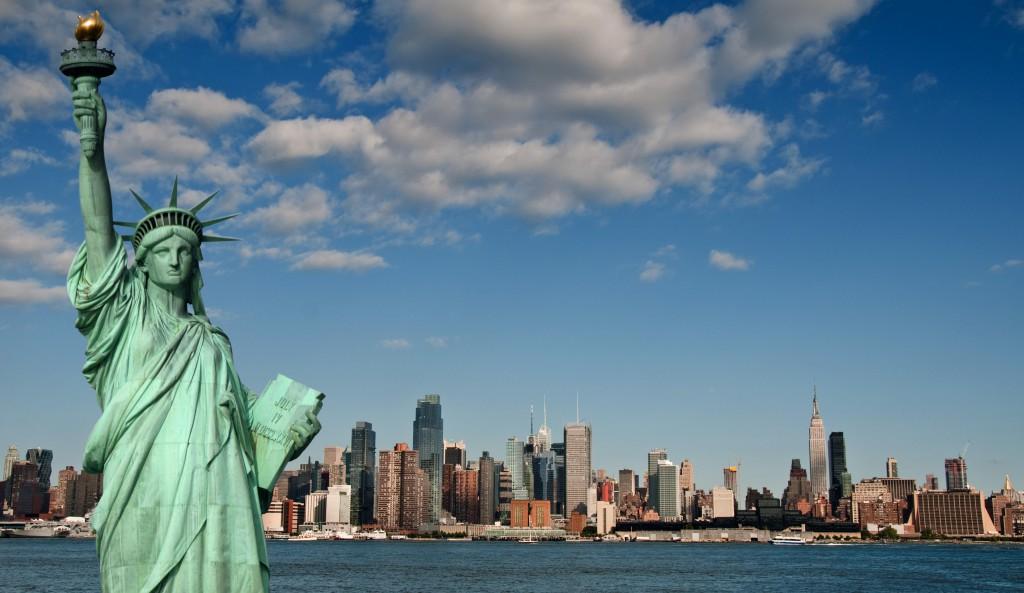 Skrydžiai į Niujorką nuo 450 EUR