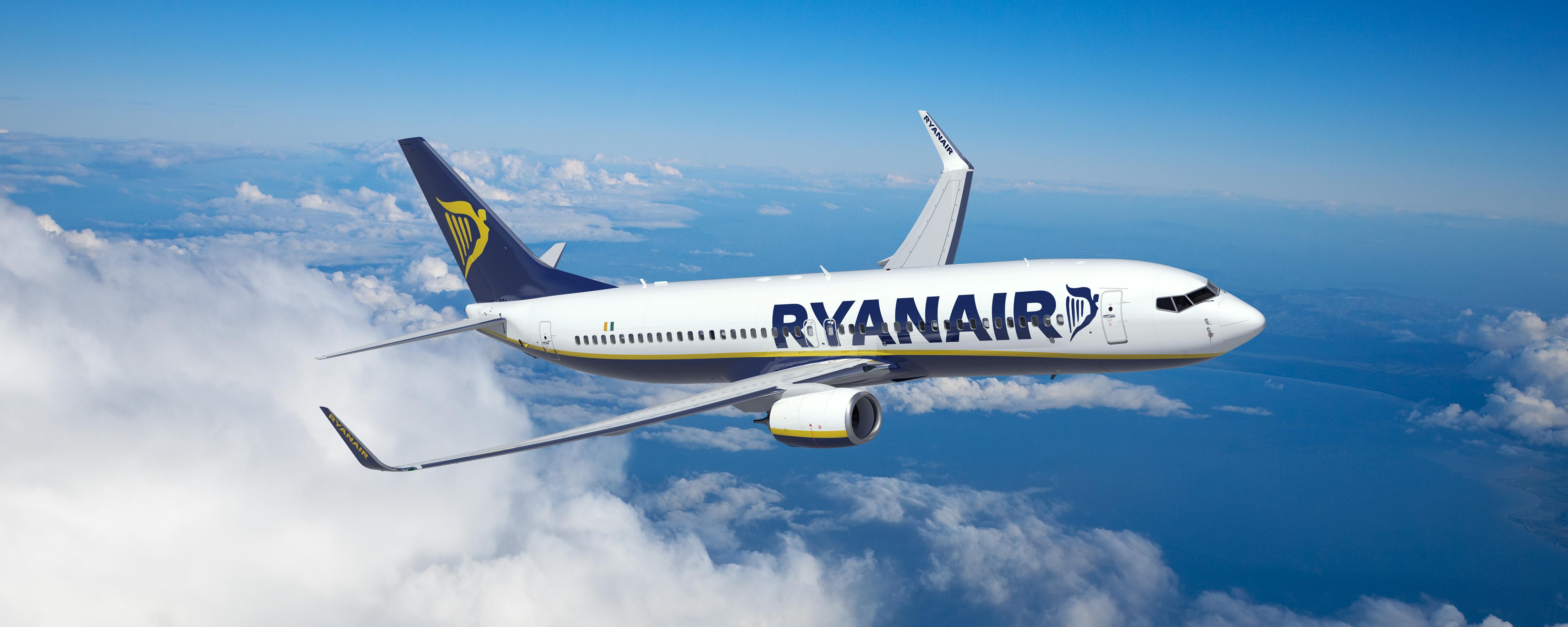 Ir vėl Ryanair skrydžiai nuo 10 EUR!