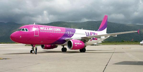 Wizzair pradeda skraidyti į Kijevą. Lėktuvų bilietai nuo 74 Lt