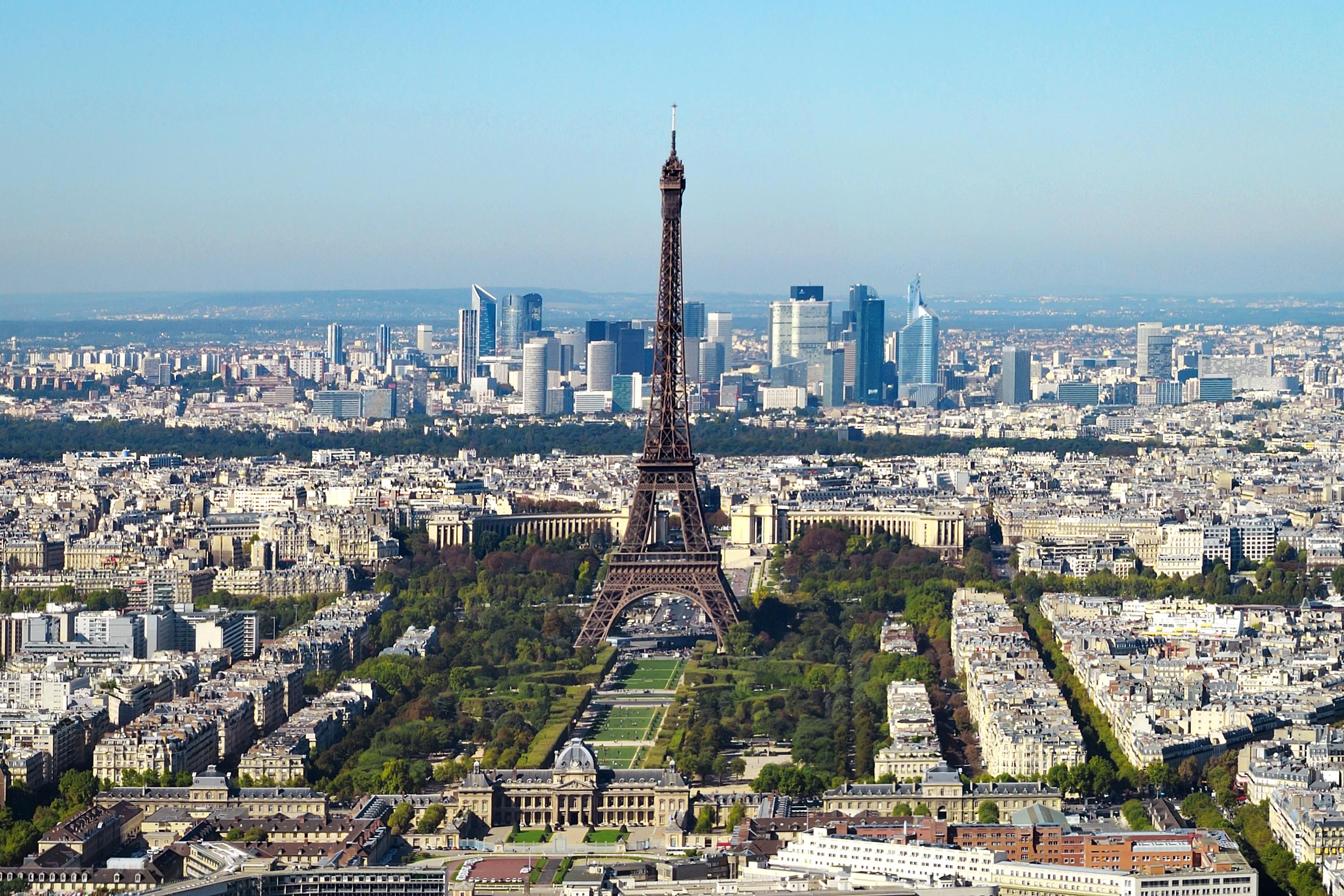 Pigūs Ryanair lėktuvų bilietai į Paryžių