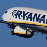 Ryanair akcija