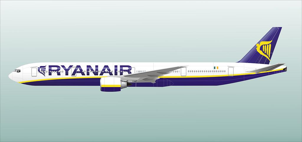 Ryanair bilietai nuo 5 EUR