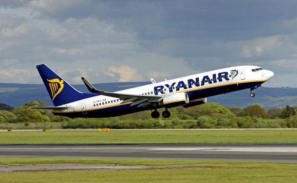Ryanair lėktuvų bilietai 30 proc. pigiau!