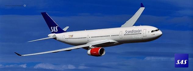 naujas skrydis į Oslą