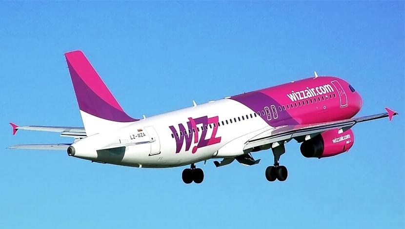 Naujos Wizz Air kryptys iš Lietuvos